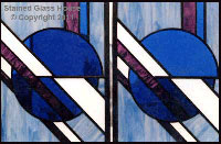 Stained Glass Art Deco (thumbnail)