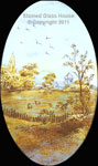 Stained Glass Landscape Paintings (thumbnail)