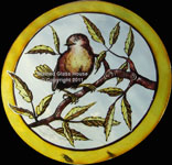 Stained Glass Birds (thumbnail)